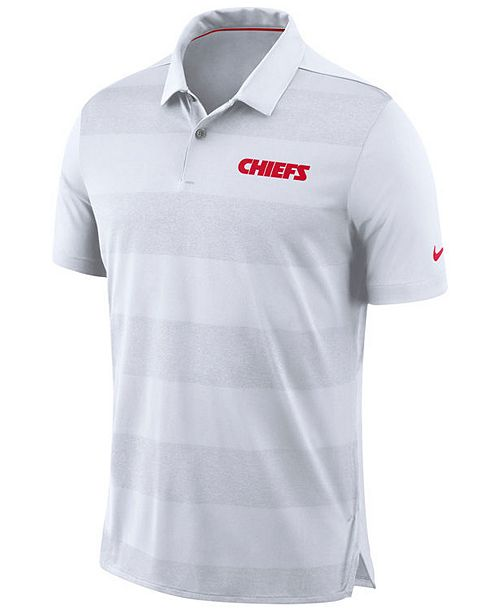 pretty nice 731cb 40018 Nike Men's Kansas City Chiefs Early Season Polo & Reviews ...