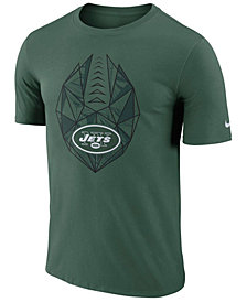 Nike Men's New York Jets Icon T-Shirt