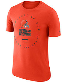 Nike Men's Cleveland Browns Property Of T-Shirt 2018