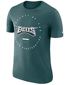 Nike Men's Philadelphia Eagles Property Of T-Shirt 2018