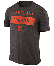 Nike Men's Cleveland Browns Legend Lift T-Shirt