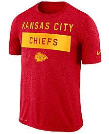 Nike Men's Kansas City Chiefs Legend Lift T-Shirt