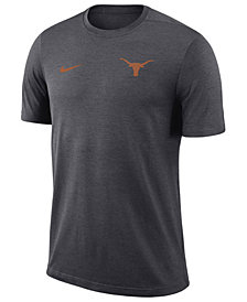 Nike Men's Texas Longhorns Dri-FIT Coaches T-Shirt