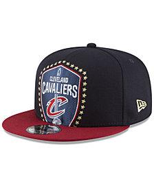 New Era Cleveland Cavaliers XL AMERICANA 9FIFTY Snapback Cap