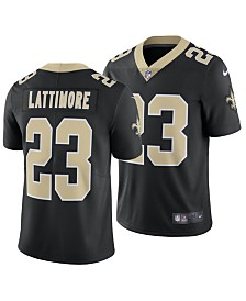 Nike Men's Marshon Lattimore New Orleans Saints Vapor Untouchable Limited Jersey