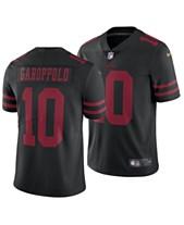a93bfe7e1 Nike Men s Jimmy Garoppolo San Francisco 49ers Vapor Untouchable Limited  Jersey