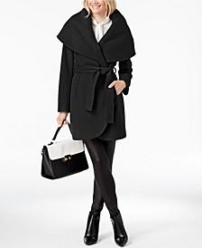 Marla Belted Wrap Coat