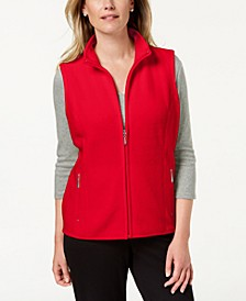 Zeroproof Fleece Vest, Created for Macy's
