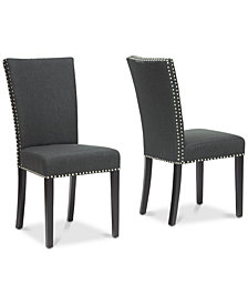 Zoltan Dining Chair (Set of 2), Quick Ship