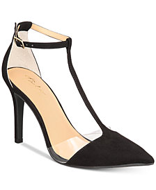 Thalia Sodi Gracee Pointed-Toe Pumps, Created for Macy's