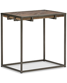 Avery Narrow Side Table, Quick Ship