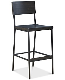 "Treton 30"" Bar Stool, Quick Ship"
