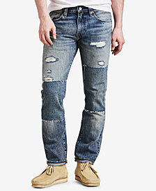 Levi's® 511™ Slim Fit Non Stretch Selvedge Jeans