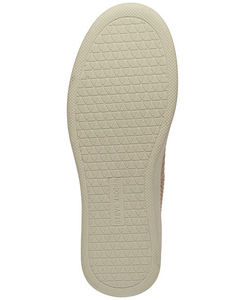 5a557996fa5 Steve Madden Women s Beale Slip-On Sneakers   Reviews - Athletic ...
