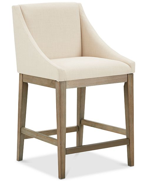 Madison Park Jan Counter Stool, Quick Ship
