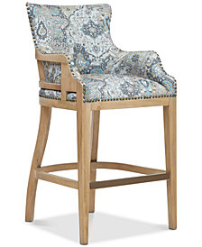 Tanner Bar Stool, Quick Ship