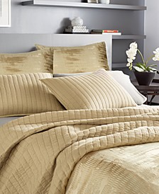 Casual Luxe Cotton Quilt & Sham Collection