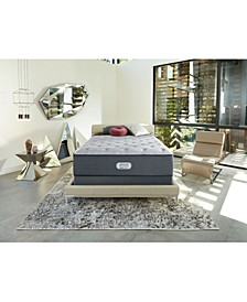 "Platinum Preferred Cedar Ridge 14.5"" Luxury Firm Mattress Set - King"