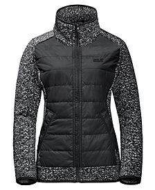Jack Wolfskin Women's Belleville Crossing Jacket from Eastern Mountain Sports