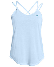 Under Armour Whisperlight Strappy-Back Tank Top