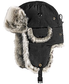 Men's Waterproof Trapper Hat, Created for Macy's