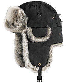 Woolrich Men's Adjustable Trooper Hat, Created for Macy's