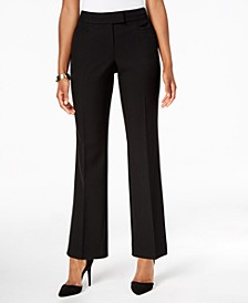 Petite Tummy Control Trousers, Regular & Short Lengths, Created for Macy's