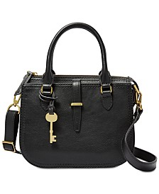 Fossil Ryder Mini Leather Satchel
