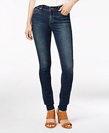 Articles of Society Mya Raw-Hem Skinny Jeans
