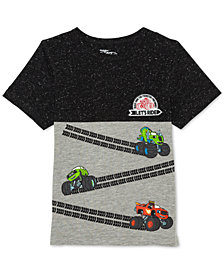 Nickelodeon® Little Boys Blaze Graphic-Print T-Shirt