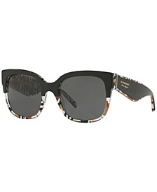 Sunglasses, BE4271 56
