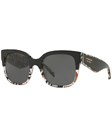 Burberry Sunglasses, BE4271 56