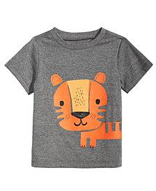 First Impressions Toddler Boys Tiger Graphic T-Shirt, Created for Macy's