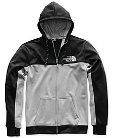 The North Face Men's Surgent Colorblocked Full-Zip 2.0 Hoodie