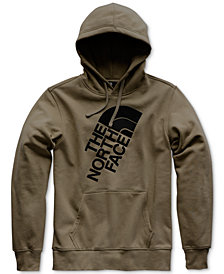 The North Face Men's Fleece Jumbo Half Dome Logo Graphic Hoodie