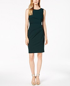 Sunburst Sheath Dress