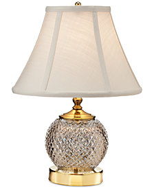 "Waterford Alana 15.5"" Mini Accent Lamp"