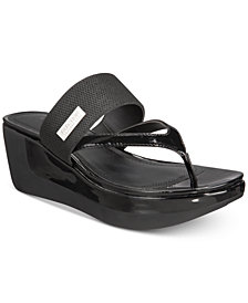 Kenneth Cole Reaction Women's Pepea Cross Sandals