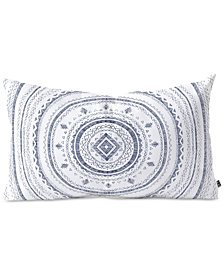 Deny Designs Dash And Ash Finch Oblong Throw Pillow