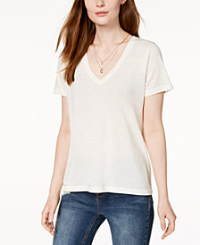 Lucky Brand V-Neck T-Shirt