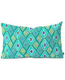 Deny Designs Iveta Abolina Morocco On My Mind II Oblong Throw Pillow