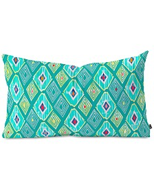 Deny Designs Iveta Abolina Morocco On My Mind II Oblong Throw Pillow