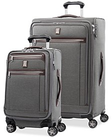 Platinum Elite Softside Luggage Collection