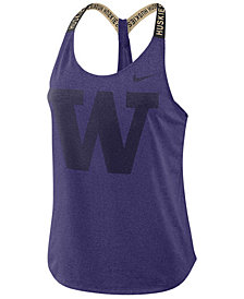 Nike Women's Washington Huskies Elastika Tank