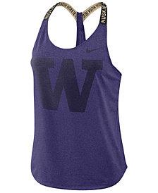 Nike Women's Washington Huskies Elastika Tank