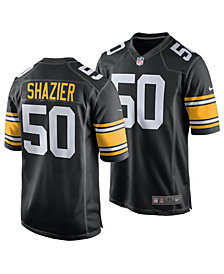 Nike Men's Ryan Shazier Pittsburgh Steelers Game Jersey
