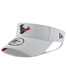 New Era Houston Texans Training Visor
