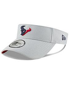New Era Houston Texans Training Visor