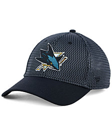 Authentic NHL Headwear San Jose Sharks Spring Flex Cap
