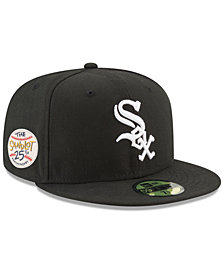 New Era Chicago White Sox Sandlot Patch 59Fifty Fitted Cap